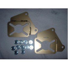 1988-97 Honda Civic, CRX, del Sol rear disc