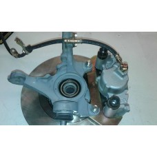 1984-2000 Honda Civic, CRX front disc upgrade
