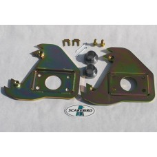 1949-53 Ford front disc