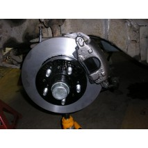 "1948-54 Desoto, Chrysler w/12"" drum brake"