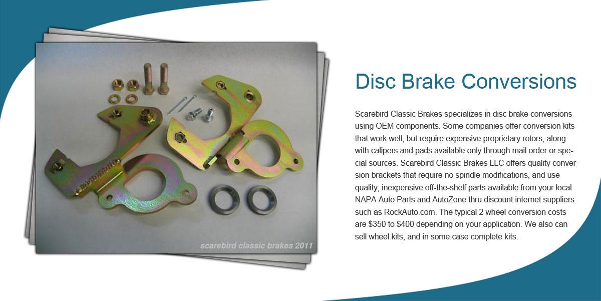 Scarebird Classic Brakes LLC